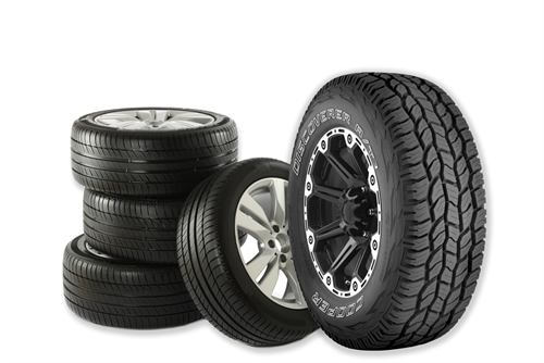 OE Tyres Plus AT3