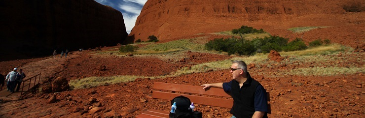 Travel Guide to the Red Centre Way