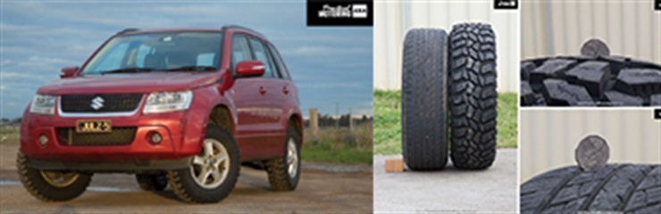 STEP-BY-STEP GUIDE: HOW I SELECTED TYRES FOR MY SUV