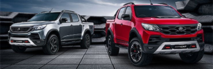 HSV selects Cooper's Zeon LTZ Pro for its most-anticipated sports 4x4